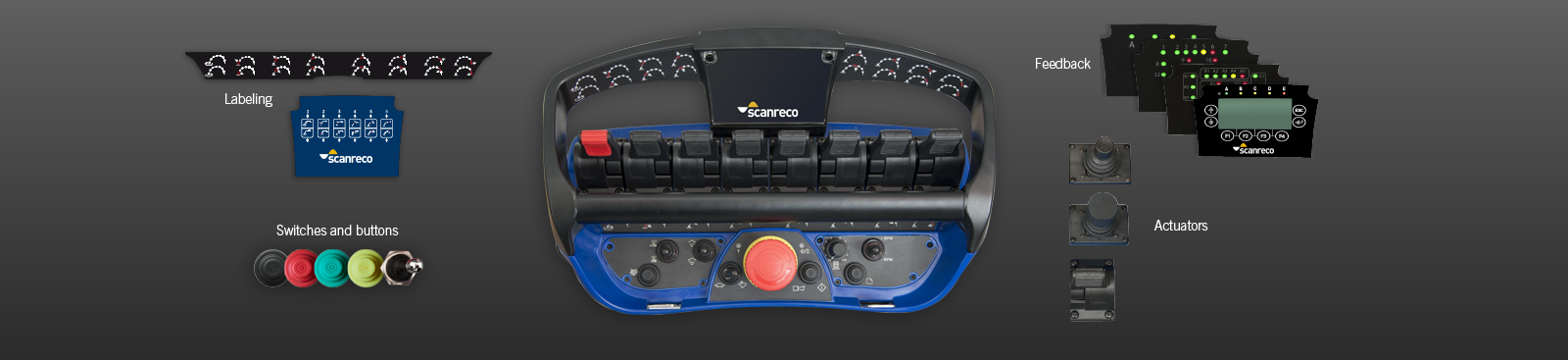 scanreco slider